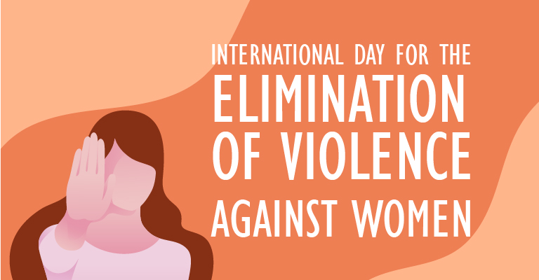 International Day for the Elimination of Violence against Women 2020