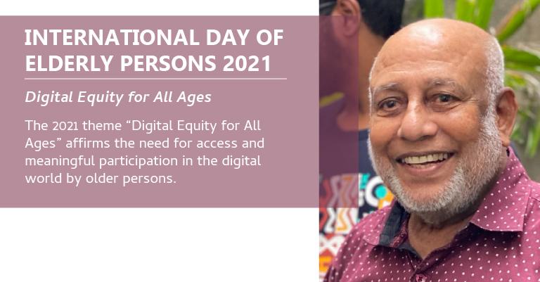 International Day of Elderly Persons 2021